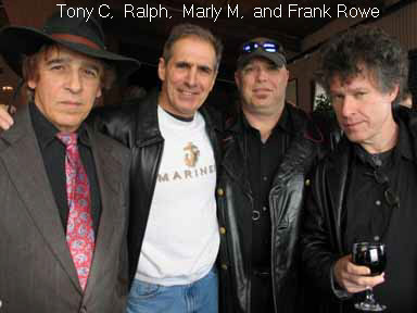 Tony C, Ralch fatello, Marly M and Frank Rowe - The Classic Ruins