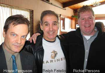 Howie Ferguson,The Real Kids, Ralph and Richie