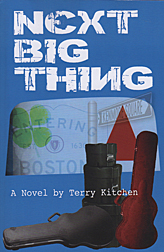 Next Big Thing by Terry Kitchen