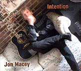 Intention by Jon Macey