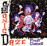 Sonic Daze First Coming