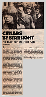 Real Kids Article