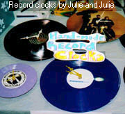 If your record is a clock, then your time is up!