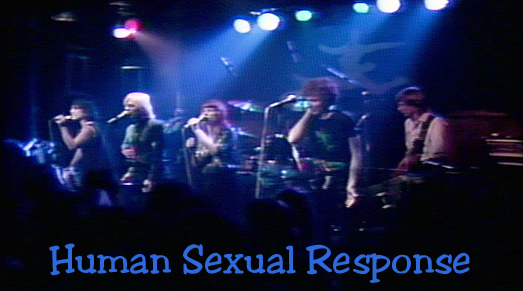 Human Sexual Response by Jan Cracker