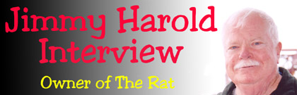 A talk with the legendary owner of The Rat
