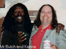 Mr Butch and Kenne