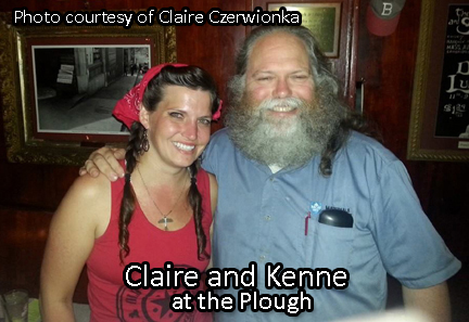 Claire and Kenne