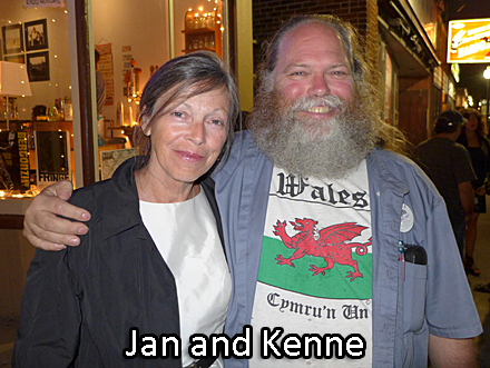 Jan and Kenne