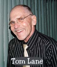 Tom Lane of the LRC