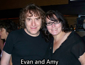 Evan and Amy