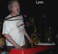 Poley Mono Jeff and the Lyres