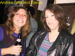 Andrea Gillis and Sandy Beach
