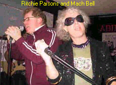 Ritchie and Mach...what's the plural of - Honey of a Ham ?