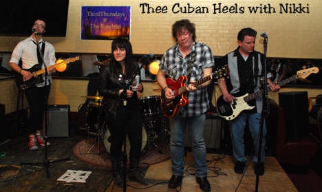 Heels at the Rosebud