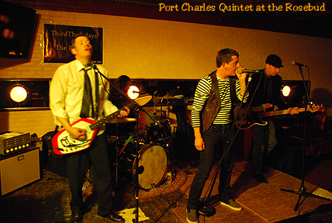 Port Charles Q at he Rosebud