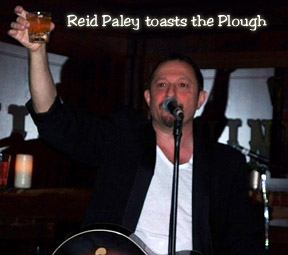 Paley toasts the plough