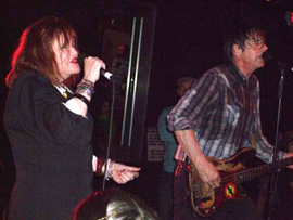 X with Exene and John Doe