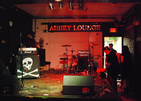 Abbey Stage