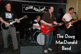 Doug MacDonald Band