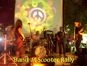 Scooter Rally band