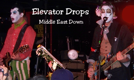 Elevator Drops at the Middle East down.