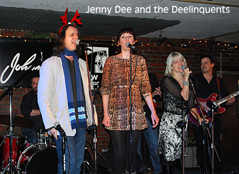 Jenny Dee and the Deelinquents