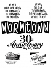 Wormtown 30th Anniversary