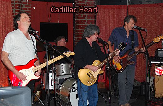 Cadillac Heart at the All Asia