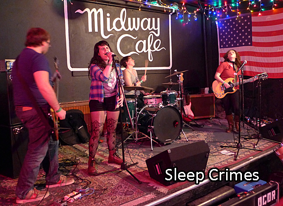 Sleep Crimes at Midway