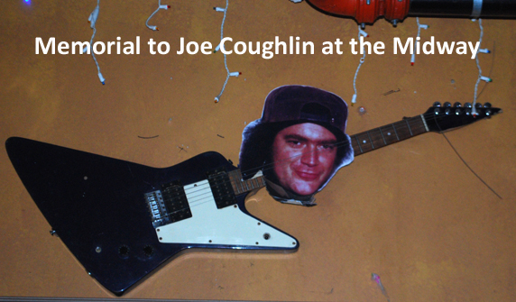 Joe Coughlin memorial