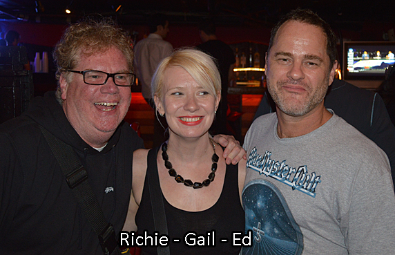 Gail and Ed and Richie