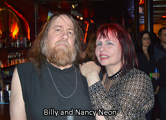 Billy and Nancy