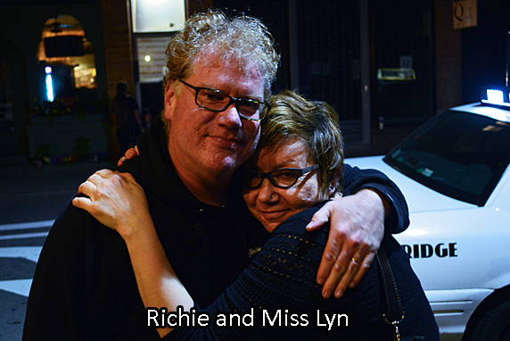 Rich and lyn