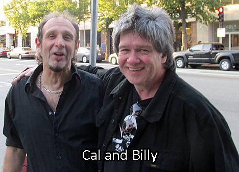 Cal and Billy