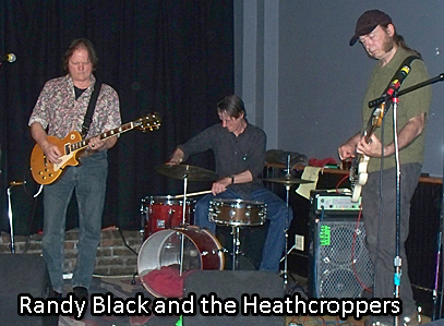 Randy Black and the Heathcroppers