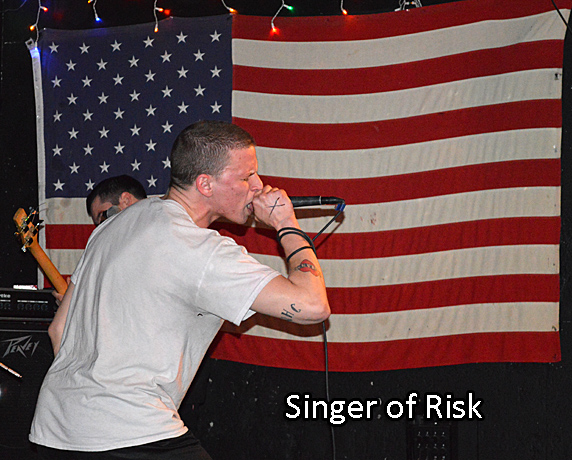 Singer of Risk