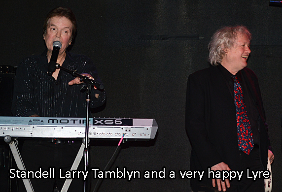 Lyre Jeff and Larry Tamblyn