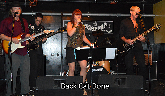 Balck Cat Bone