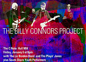 Billy Conners
