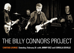 Billy connors project