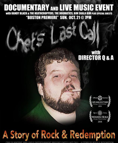 Chet's Movie