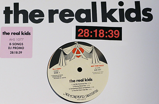 Real Kids album