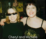 Cheryl Eagan Donovan and Michele Paulhus