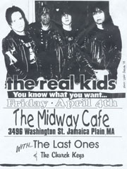 Midway Poster of Gig