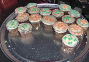 Cupcakes from the Barkeep