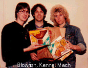 Blowfish, Kenne, Mach Bell